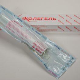 КОЛЕТЕКС-ГЕЛЬ-ДНК гель на основе альгината натрия с деринатом для лечения лучевых реакций и повреждений слизистых оболочек